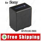 Li-ion Battery NP-FH100 for Sony Digital Cameras