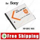 Battery NP-BN1 for Sony DSC-W390 DSC-W380 DSC-W370 Camera