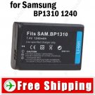 Rechargeable Li-ion Battery BP1310 for Samsung Camera NX10