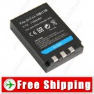 Rechargeable Li-ion Battery Li-10B for Olympus Digital Camera