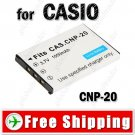 Battery CNP-20 for CASIO EX-S1 S2 S3 Z1 Z2 Z3 Z4 Digital Camera