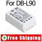 Camcorder DB-L90 DBL90 Battery for Sanyo Xacti SH1 DMX-SH11 Series