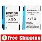 KLIC-7002 Digital Camera Battery for Kodak EasyShare V530 V603
