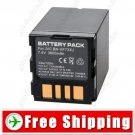 Camcorder BN-VF733 BN-VF733U Battery for JVC GR D240 D250 DF420 DR-X5