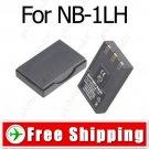 NB-1L NB1LH Camera Battery for Canon Digital IXUS 300 IXY 200