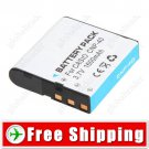 NP-40 NP-40DBA Battery for Casio Exilim EX-Z30 Exilim Pro EX-P505