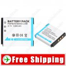 NP-50 Camera Battery for FUJIFILM FinePix F50fd KODAK EasyShare V1233