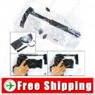 Portable Telescopic Frame Detachable Camera Rainwear
