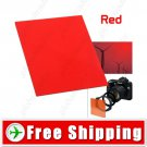 95 x 83mm Red Filter Conversion Camera Filter for Cokin P Series