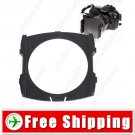 Plastic Wide-Angle Square Filter Holder for Cokin P Series - Black