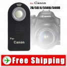 Wireless Remote Control for Canon EOS 550D 500D 7D 5D II Camera