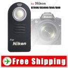 Wireless Infrared Remote Control for Nikon D7000 D5000 D90 D80 Camera