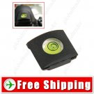 Hot Shoe Cover Cap Protector with Spirit Level for DSLR Camera