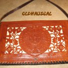 SALE! Vintage Engraved Western Style Handbag Purse