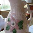 Vintage Hull Decorative Pitcher