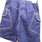 NEW WITH TAGS Boys Size 5 Cargo Style Blue Shorts