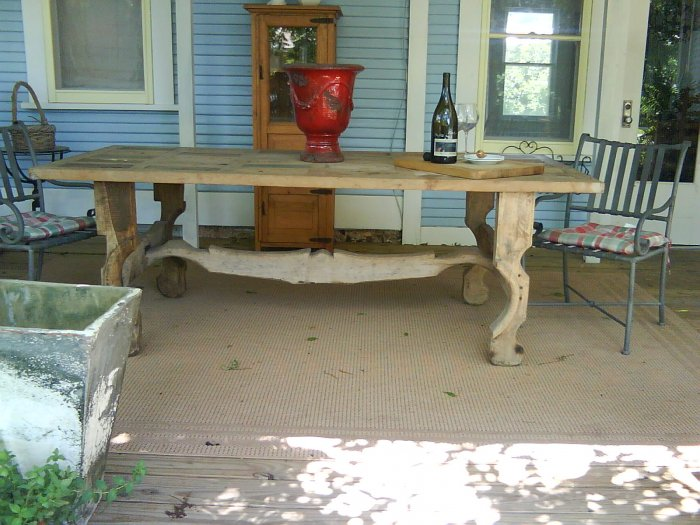 Antique Mexican Table