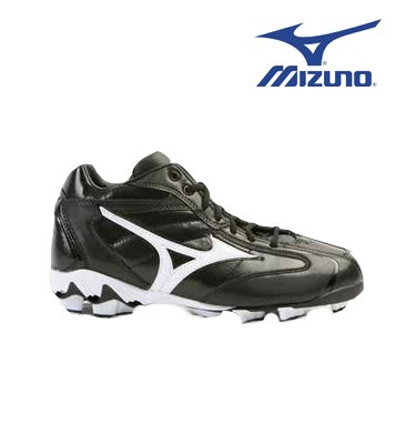 Mens Mizuno 9-Spike Franchise Mid G4