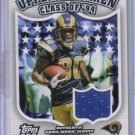 2006 Topps Draft Picks and Prospects Upperclassmen Jersey Isaac Bruce M #UCIB