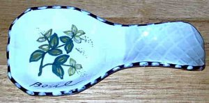 Herb Garden Spoon Holder