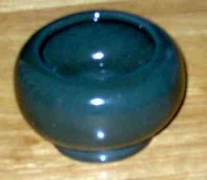Green Mini Smudge Pot