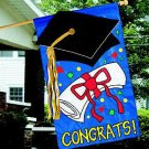 Graduation Banner Flag