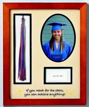 Graduation Keepsake Frame