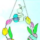Easter Egg Wreath Suncatcher