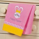 Happy Easter Bunny Dish Towel