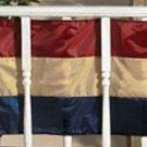 American Flag Nylon Swag