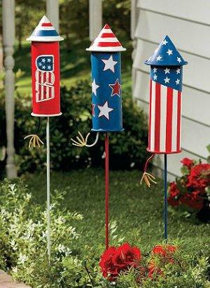 Rocket Yard Stakes