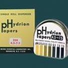 Saliva pH Test Strip Dispenser Kit