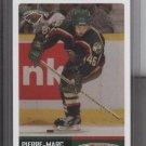 Pierre-Marc Bouchard ROOKIE Topps Total card