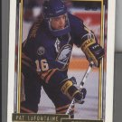 Pat LaFontaine '92-'93 Topps GOLD