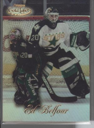 Ed Belfour '99 Topps Gold Label Class 1