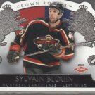 Sylvain Blouin Crown Royale Rookie Card
