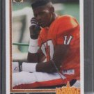Herman Moore '91 Upper Deck Rookie Card