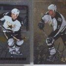 Darryl Sydor '99 BAP GOLD Autograph Card + 98 BAP Aut