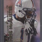 Chris McAlister '99 Fleer Tradition Rookie Card