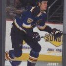 Jochen Hecht BAP Rookie Silver Card 306/1000