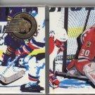 Dominik Hasek - Ed Belfour 95-96 Parkhurst GOAL PATROL cards