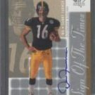 Danny Farmer 2000 SP Authentic Sign of the Times Auto