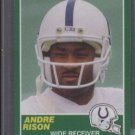 Andre Rison '89 Score Rookie Card