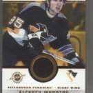 Alexei Morozov '02 Private Stock Jersey Card