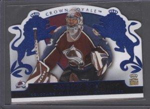 Patrick Roy Crown Royale BLUE Card