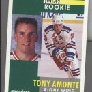 Tony Amonte '91-'92 Pinnacle ROOKIE