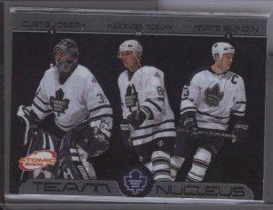 Toronto Maple Leafs Atomic TEAM NUCLEUS Card