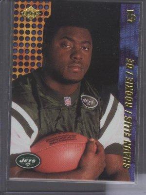 Shaun Ellis C.E. T3 Rookie Card NR