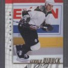 Gerald Diduck '98 Pinnacle Be A Player Autograph