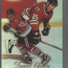 Daniel Cleary '99 Topps Gold Label Class 1 BLACK